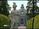 RTG TV Царское село. Екатерининский парк 2012