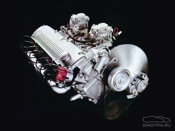 Двигатели BMW.