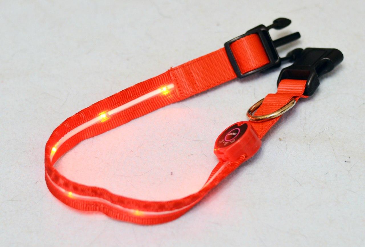 Как сделать светящиеся ошейник 158