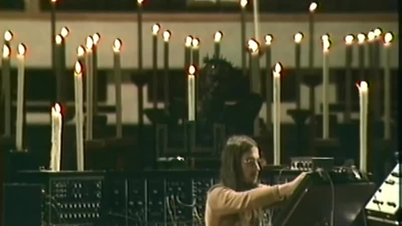 Tangerine Dream Live at Coventry Cathedral 1975