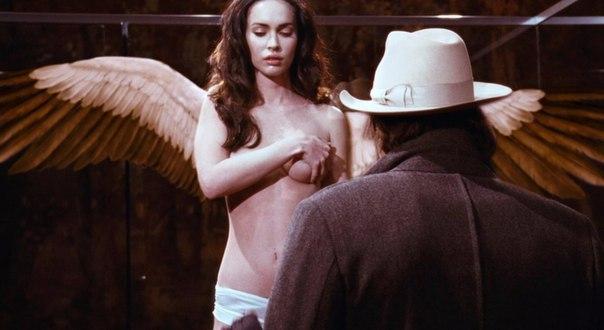Отличная подборка фильмов про ангелов.