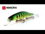 Lucky John Makora - real jerkbait for real fishing!