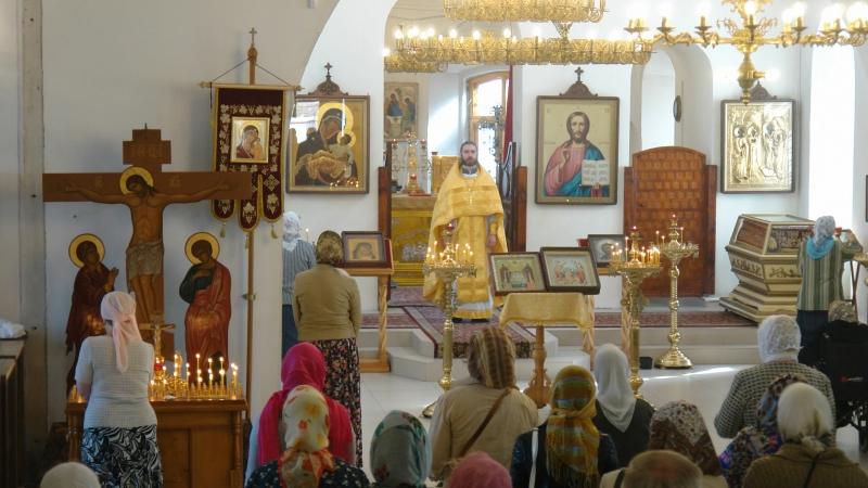 Проповедь иерея Артемия Крылова, 16-09-2018.mp4