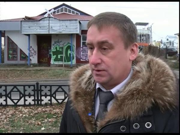 В Кировском районе Ярославля сносят крупный торговый павильон
