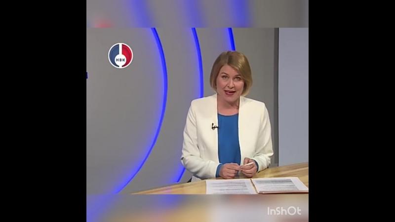 Репортаж НВК о спектакле