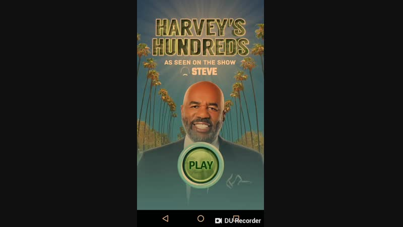HARVEY'S HUNDREDS