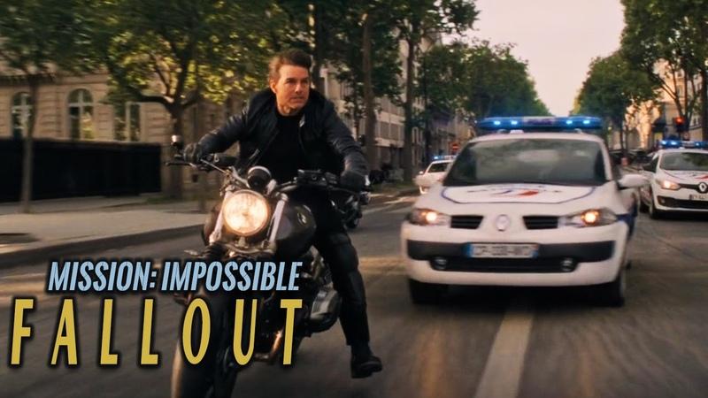 Mission Impossible – Fallout [2018] Extraction Escape Scene
