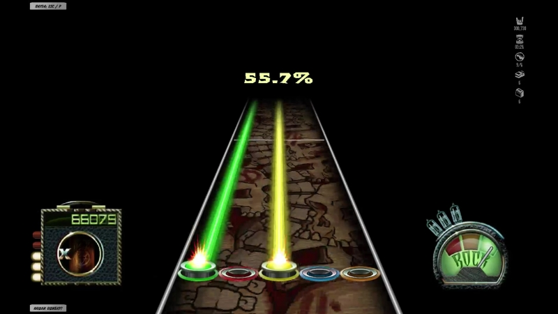 Юрий Карпов Джон Петруччи Guitar Solo (Guitar Hero)