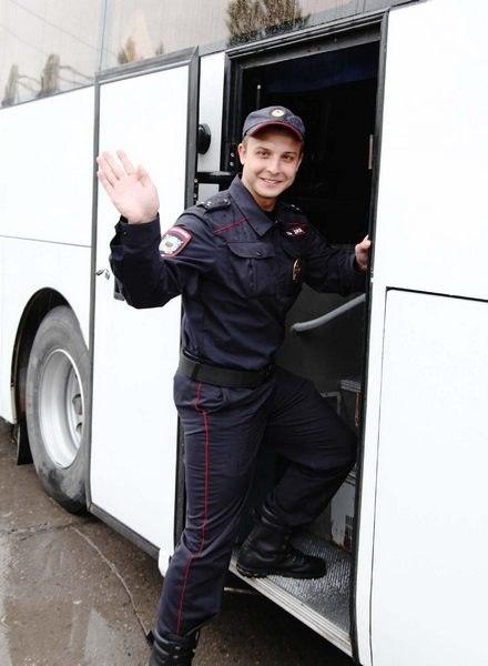Парни в форме полиции фото 498-133