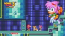 Amy Rose in Sonic The Hedgehog 3 Sega Genesis Longplay