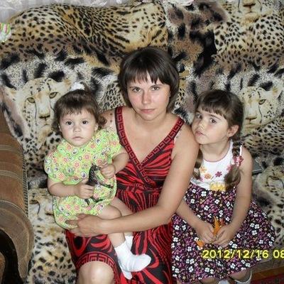 Людмила Свитова, 23 сентября 1983, Тюмень, id209138169