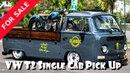 Volkswagen VW T2 Single Cab Pick Up Bulli For Sale
