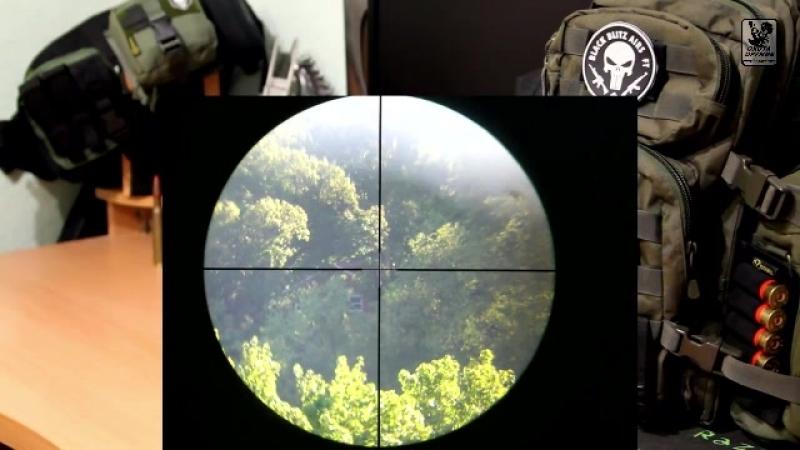 Оптический прицел. Характеристики и виды прицелов