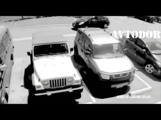 Приколы на дороге, самые забавные случаи