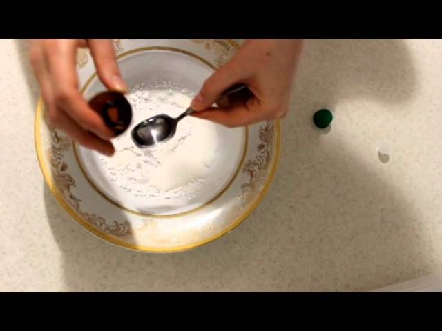 Как сделать холодный фарфор САМЫЙ ПРОСТОЙ СПОСОБ How to make cold porcelain The easiest way