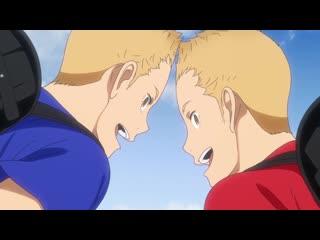 Kaze ga Tsuyoku Fuiteiru / Почувствуй Ветер - 19 серия | Anzen, Hekomi & Sharon [AniLibria.Tv]