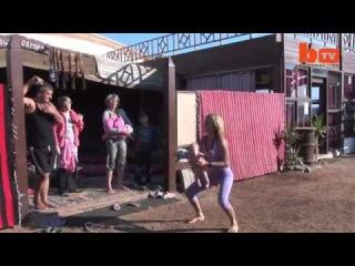 Детская динамическая йога! Не для слабонервных