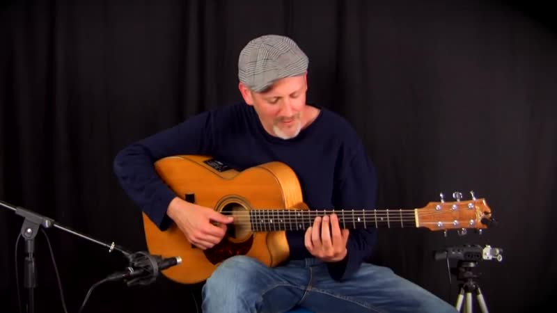 Adam Rafferty - Hotel California by The Eagles - Solo Fingerstyle Guitar