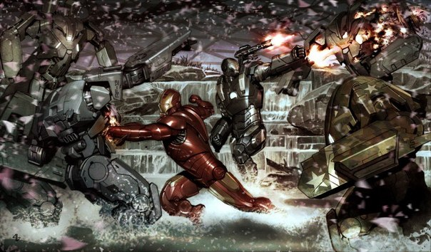 Комикс выйдет в январе 2013 года