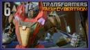 Прохождение ◄ TRANSFORMERS: Fall of Cybertron ► Глава VI. Смерть с небес