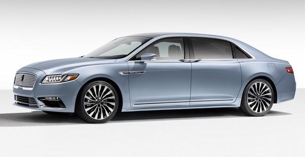 К юбилею Lincoln Continental обзавелся распашными дверьми Фото: фирма-производительВ следующем году Lincoln Continental будет отмечать 80-летний юбилей: первая модель с таким названием увидела