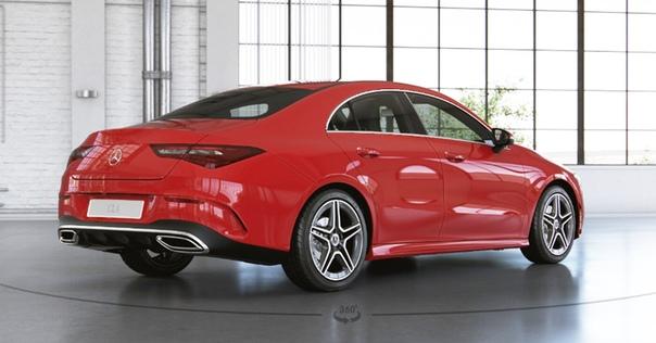 Mercedes-Benz CLA второго поколения: известны российские цены