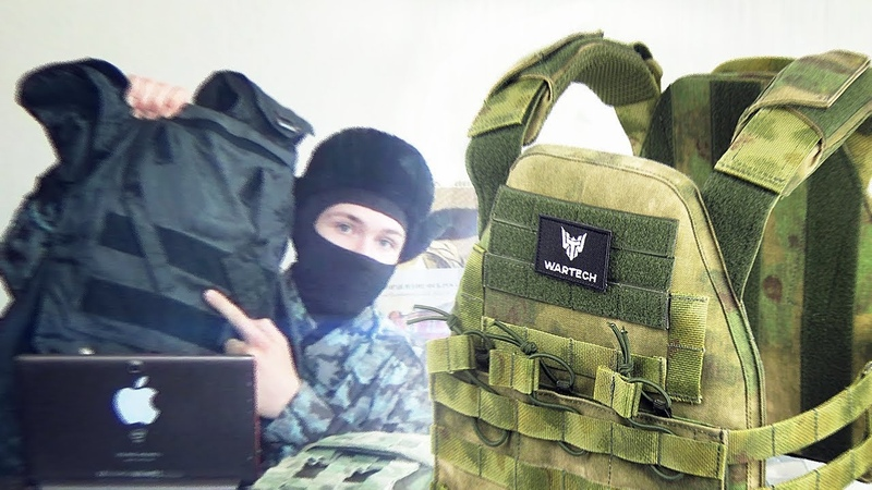 Злой обзор бронежилета ЛБС от WARTECH