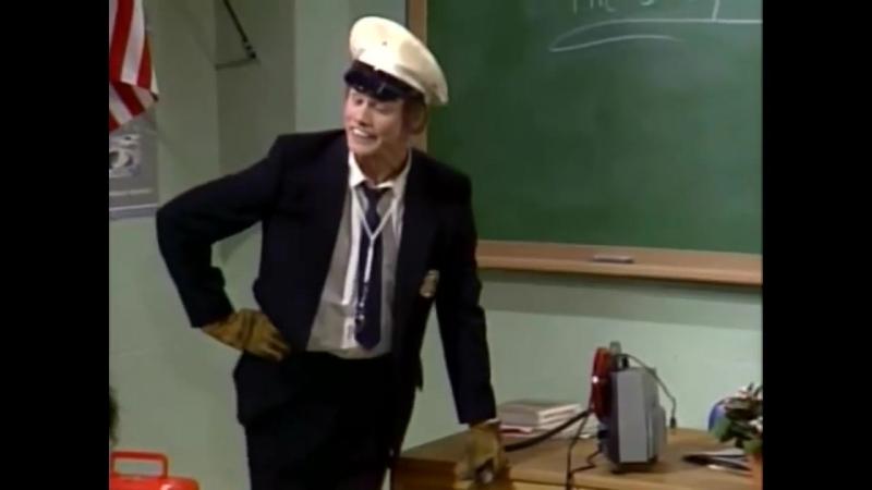 Джим Керри - Начальник пожарной охраны Билл