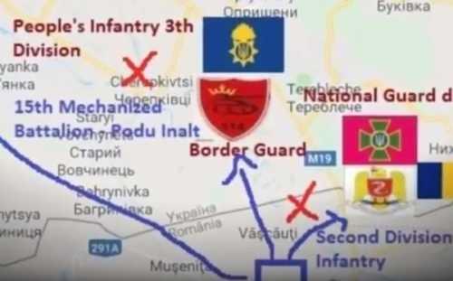 Румынско-украинская война и Колесо Генотьбы