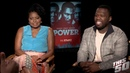 50 Cent Explains Where Get The Strap Comes From   POWER
