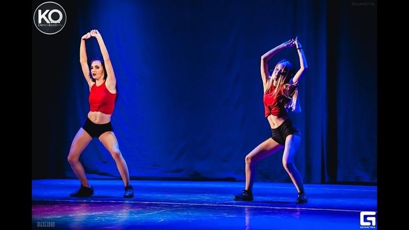 Dancehall choreo by Vikki Ness | K.O. Dance Academy