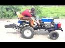 Гідравліка до міні-трактора