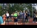Соревнования в г.Братск 1 место