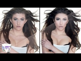 Professional Photo Retouching - Derformation Of Beauty (Fake Beauty) - By MTC \\ж