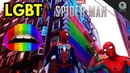 Marvel Spider Man Has Multiple LGBT Flags Ep 330