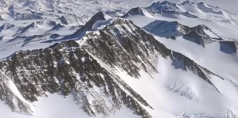 В Антарктиде обнаружена загадочная база, скрывающая инопланетян