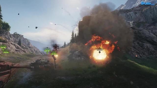 БАШНЯ БЕСПРЕДЕЛЬЩИЦА World of Tanks
