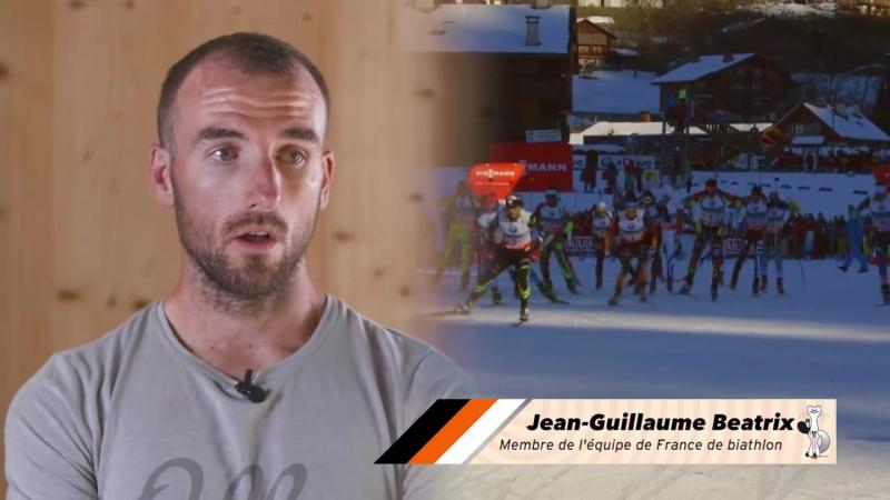 Жан-Гийом Беатрикс об этапе в Анси (межсезонье 2017)