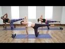 45-Minute Cardio Pilates Total Body Workout