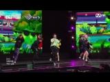 Pentagon - Naughty Boy @ KCON 2018 Thailand 181011
