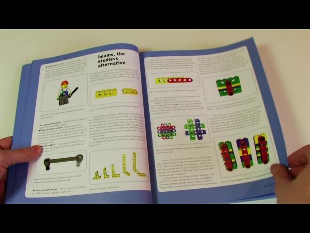 Brickworm обзоры конструкторов LEGO Содержание Книги The Unofficial LEGO Technic Builder's Guide Sairel