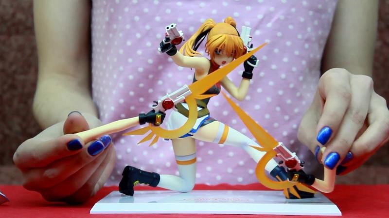 Распаковка и обзор аниме фигурки Unboxing Review Anime Figure. Mikuru Shop