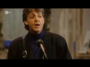 Paul McCartney Once Upon A Long Ago TV version 1987