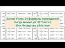 Как НЕ выучить формулы приведения ИЛИ Читерство на 13 задании в ЕГЭ по Математике Тригонометрия