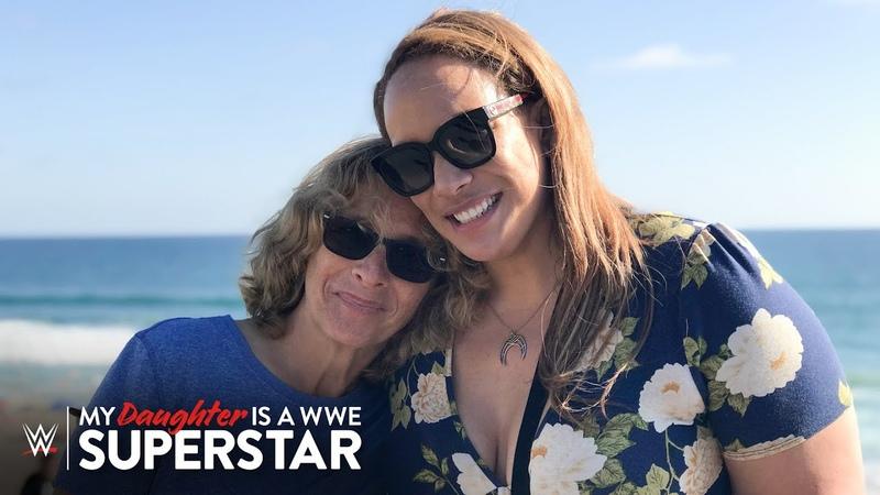 Nia Jax My Daughter is a WWE Superstar