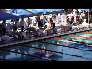 Men's 50 fly finals _ 2018 tyr pro swim series – santa clara