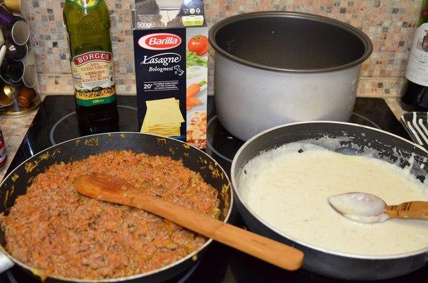 соус болоньезе рецепт фото лазаньи