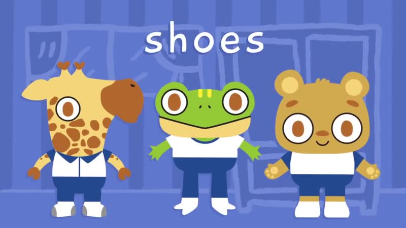 Lets Get Dressed Song Clothes Song for Kids The Kiboomers