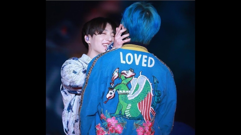 190321 BTS LOVE YOURSELF in Hong Kong Day 2