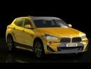 Мэппинг для шоу ABTODOM BMW